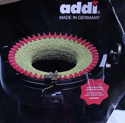 addi-Express Kingsize 890-2 Strickmaschine Turbostricken Handarbeit  #Y34-2146