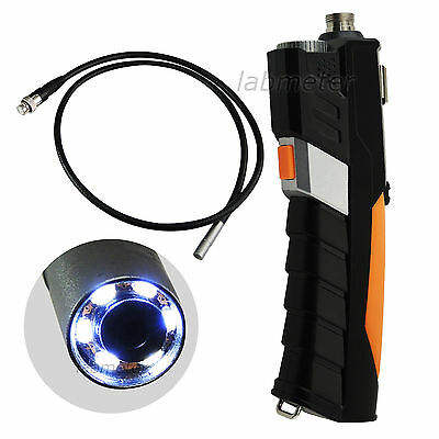 6 LED Handheld WIFI Endoscope Video Camera 1M Cable Inspection Borescope IP67