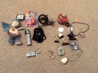vintage star wars collectables