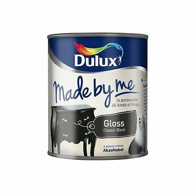 Dulux Made By Me Gloss - 750ml - Furniture Paint - All Colours - Free P & P