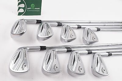 Callaway Apex Pro Forged Irons / 4-Pw + Aw / Regular Dynamic Gold R300 / 56195