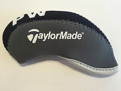 New 10 x Taylormade Iron Covers Golf Club Head Covers New 2017 Closure System
