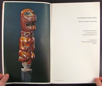 Antique African Tribal Wooden Sculpture - Paul Tishman Collection Catalog