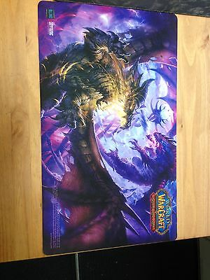 World of Warcraft Twilight of Dragons Playmat / Mousemat