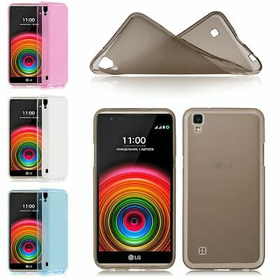 TPU Gel Silicone Soft Matte Jelly Grip Case Back Skin Cover For LG Models