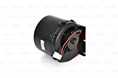 BOSCH Blower Fan Motor For Vehicles With Standard Heating 0130111101