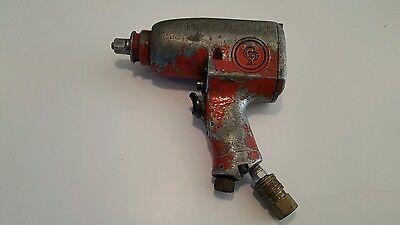 Vintage Chicago Pneumatic Impact Wrench