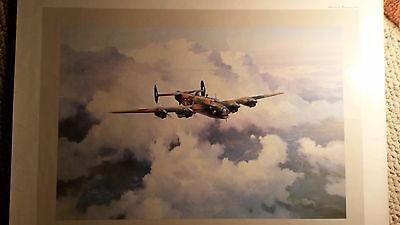 ROBERT TAYLORs LIMITED EDITION HALIFAX LEGEND PRINT SIGNED BY DON BENNETT