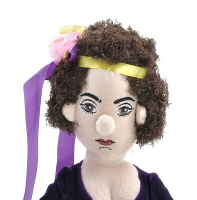 Ada Lovelace Soft Toy - Little Thinkers Doll