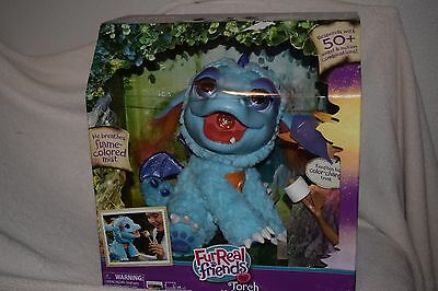 FurReal Friends Torch My Blazin' Dragon New in the Box