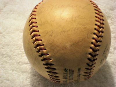Pittsburgh Pirates Team Signed Baseball Roberto Clemente