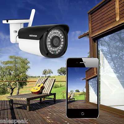 1080P Ip Cam Camera Telecamera Wireless Wifi 2.0 Mp Onvif Infrarossi Motorizzata