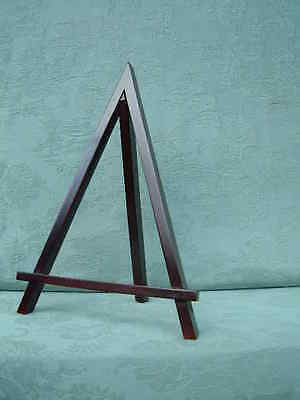 "Wooden Display Easel, 12"" (30.5 Cm.)  High -  Brown"