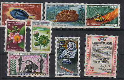 New Caledonia 1964-65 Mint collection