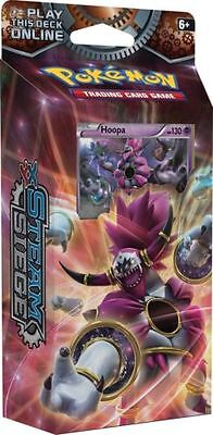 Pokemon XY11 Steam Siege Theme Deck Ring of Lightning Hoopa 60 Cards NEW BNIB