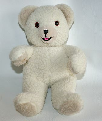 """Downy Soft 16"""" SNUGGLE BEAR Advertising Plush RUSS 1986 Lever Brothers Vintage"""