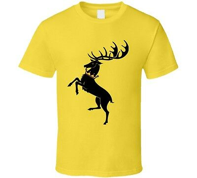 House of Baratheon Ours Is Fury Games Tv Series Thrones Daisy T Shirt