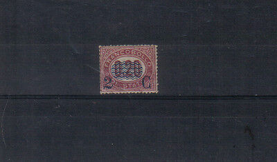 Italy 1878 Official Surcharge 2c on 20c unmounted mint