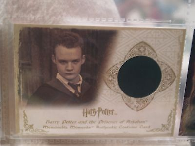 Artbox Harry Potter MM1 Costume Card C4- Gregory Goyle