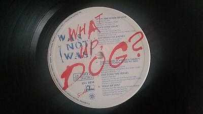 Was (not was) What up dog?  LP 1/1  1st Issue EX+  UK Ozzy Stones