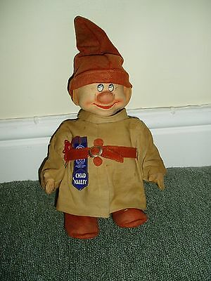 1950s Chad Valley Dopey dwarf Snow White hygenic toy