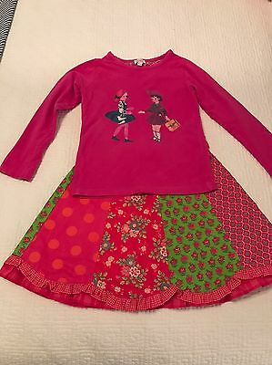 Room Seven Skirt And Shirt Size 7