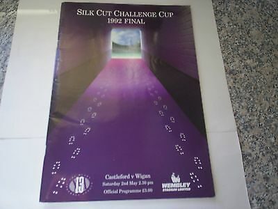 1992 Challenge Cup Final