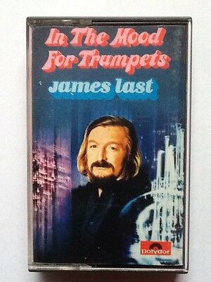 James Last - In The Mood For Trumpets - Music cassette tape