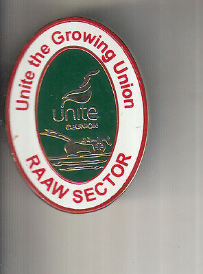 Unite Amicus T.&g.transport & General Workers Trade Union Badge