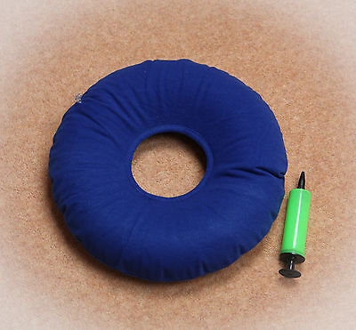 Batch Of 30 Anti Pressure Sore Prevention/relief Air Ring Cushion With Pump.