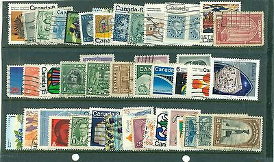 Canada selection of stamps 40+ bargain start