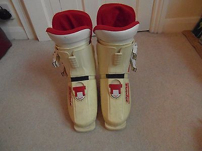 Ladies Alpina Rear Entry Ski Boots - Size 6