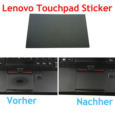Lenovo ThinkPad Sticker TouchPad Folie NEU TOP für ThinkPad W530