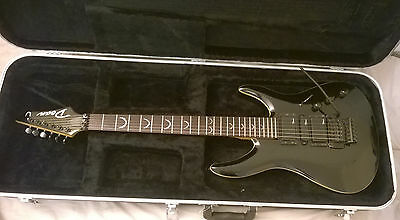 DEAN  DS91  Electric Guitar DS91-EBK with Gator hard Case