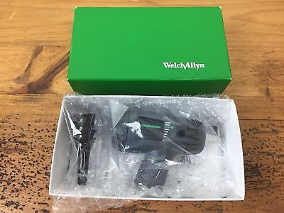 Welch Allyn 23820 Macroview 3.5 V Otoscope W/ Throat Illuminator Wideview