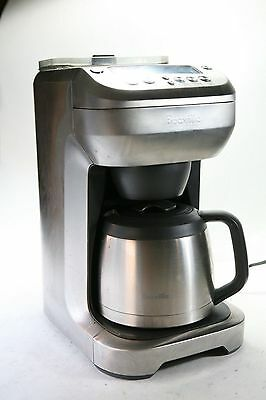 Breville YouBrew BDC600XL Coffee Maker with Built in Grinder 12 Cup Coffee Maker
