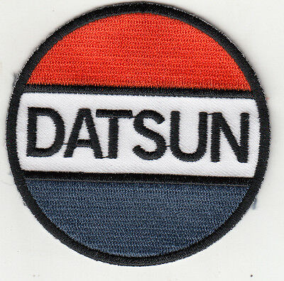 Datsun Embroidered Patch