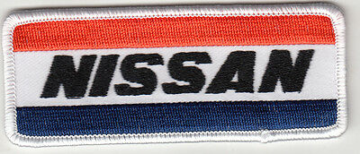 Nissan Small Embroidered Patch