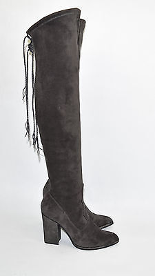 30cda465c6d NEW! DV BY Dolce Vita  Chance  Over the Knee Stretch Boot Gray Size ...