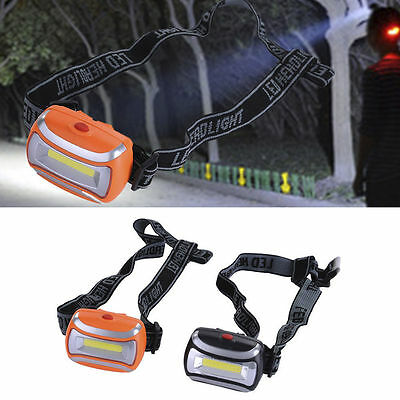 NEW LED Headlight Torch Outdoor 600 Lumens 3W Running Headlamp Lamp Rechargeable