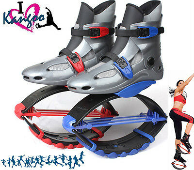 High Quality Kangoo Jumps Shoes Unisex Fitness Bounce Jumping Sports Shoes Cheap