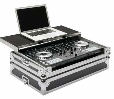 40964 Magma Workstation Road Hard Case Pioneer DDJ-SX / DDJ-SX2 + Laptop Shelf