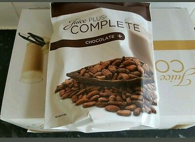 Juice PLUS+® Complete Chocolate Shake WITH OFFICIAL JUICE PLUS SCOOP