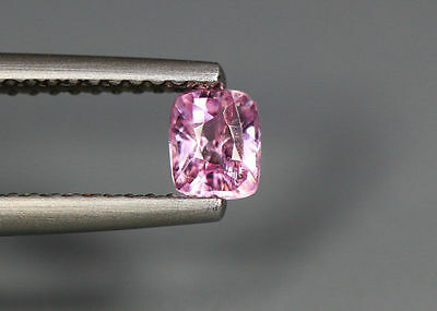 0.38 Cts_Unbelievable Gem Miracle Collection_100 % Natural Pink Spinel_Burmesh