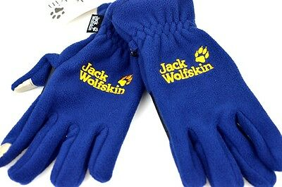 Jack Wolfskin Unisex Gloves-Large