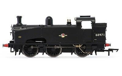 Hornby BR 0-6-0T J50 Class Late BR R3326 - Free Shipping