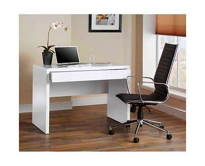 Computer Desk Table For Home Office Bedroom or Living Room Black And White