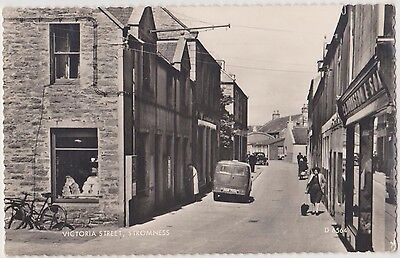 Rp Victoria Street Stromness Orkney  Photo Posted 1967