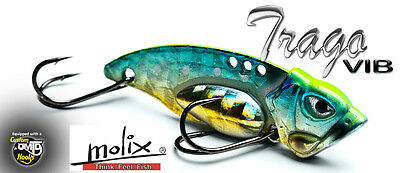 Artificiale Molix Trago Vib 1/2 oz(14 gr) 5,4 cm Lure Spinning