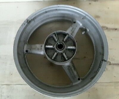 Yamaha yzf r1 4xv  rear wheel bay/2